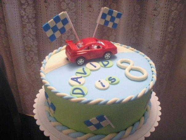 Race track cake 3 (B104)